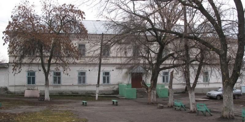 Здание монастыря в сегодняшние дни