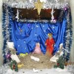 Прошла рождественская служба в новом храме