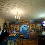 Во Владимирском монастыре прошла праздничная служба на Сретение Господне