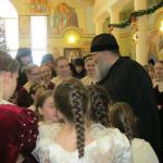 В Малоярославецком Свято-Никольском монастыре состоялся игуменский съезд