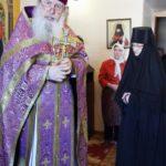 3-я неделя Великого поста во Владимирском монастыре