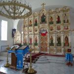 Престольный праздник Владимирской Иконы Божьей Матери во Владимирском монастыре