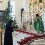 День Святой Троицы в монастыре