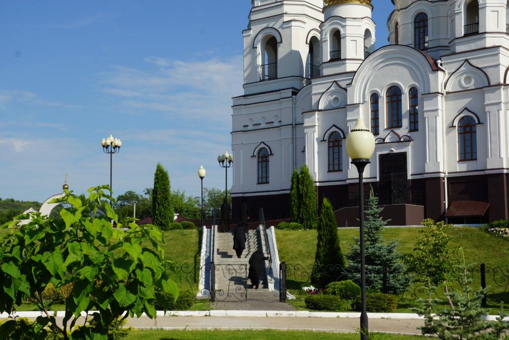 Дружественное посещение Свято-Иоанновского монастыря