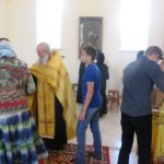 Один воскресный день в монастыре