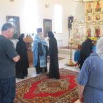Праздничная служба, посвященная Казанской иконе Божьей Матери