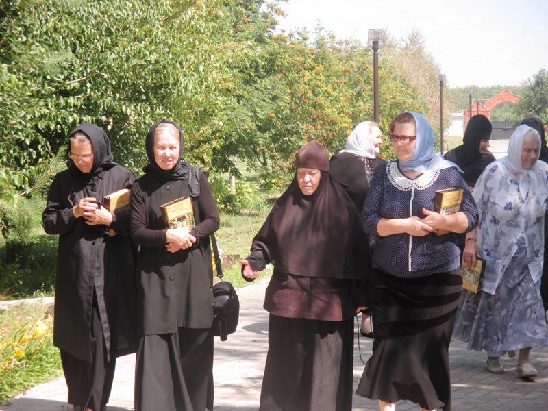 Паломническая поездка по святым местам Покровской епархии