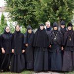 Гости в нашем монастыре