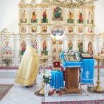 Воскресная служба 17 сентября 2017 г.