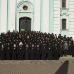 """Участие в конференции """"Преемство монашеской традиции в современных монастырях"""""""