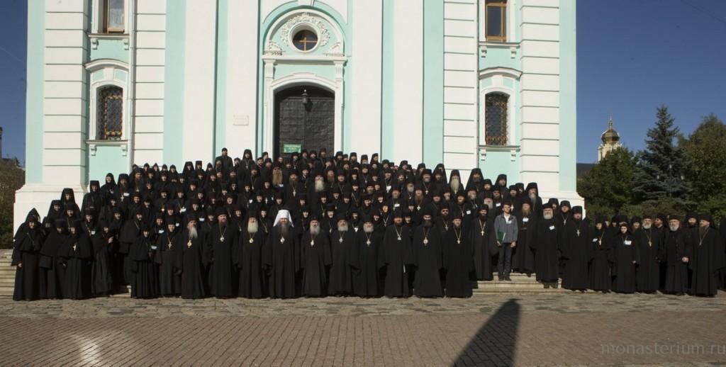 Участие в конференции «Преемство монашеской традиции в современных монастырях»