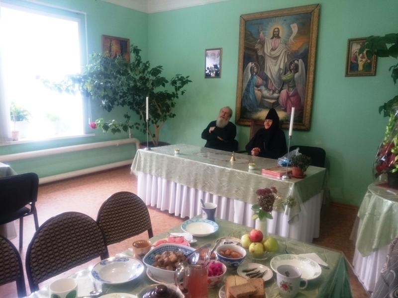 День открытия нашего Владимирского монастыря