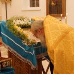 Воскресная служба 24 декабря