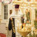 С Рождеством Христовым, дорогие братья и сестры!