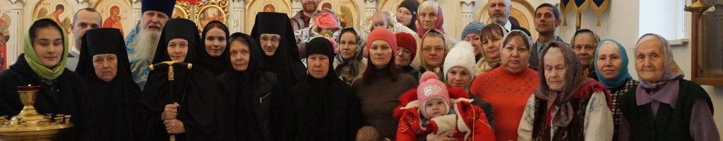 5 лет с начала восстановления Владимирского женского монастыря
