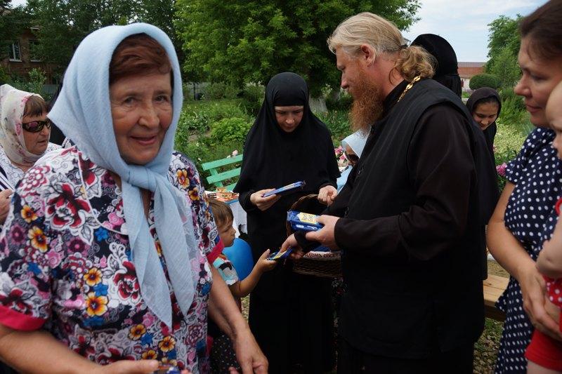 Престольный праздник Владимирской иконы Божьей Матери