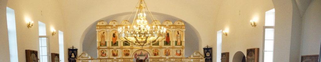 Икона  «Избавительница от бед» снова пришла в наш храм