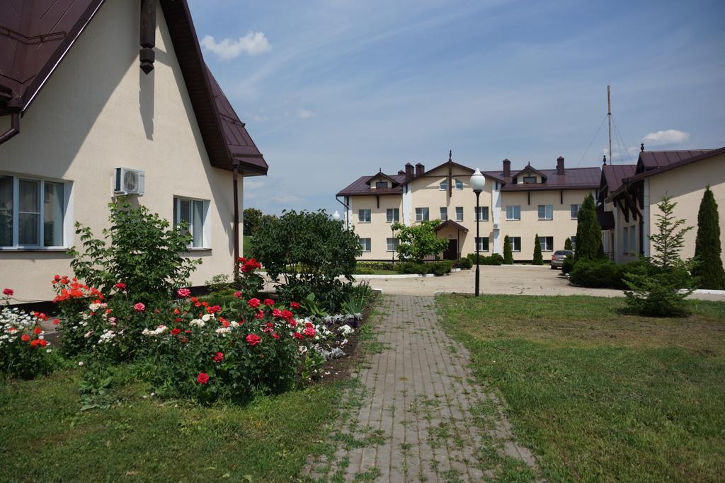Паломническая поездка наших сестер в Алексеевский Свято-Иоанновский монастырь