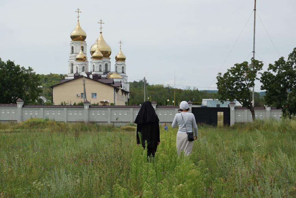 Поездка в Алексеевский Свято-Иоанновский монастырь