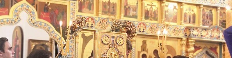 Матушка игумения и сестры монастыря посетили Саратовский Свято-Алексиевский женский монастырь