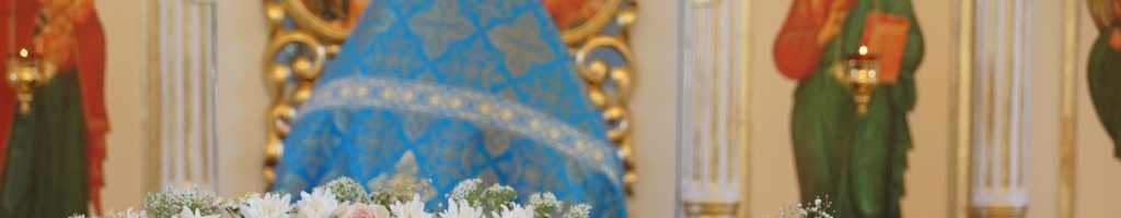 Сретение Владимирской иконы Божьей Матери