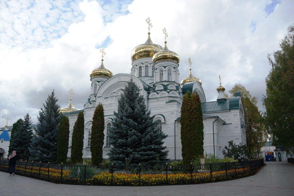 Казань с ее  замечательными святынями