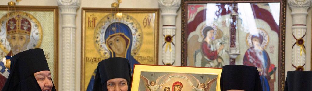 Поездка в Малоярословецкий Свято-Никольский монастырь