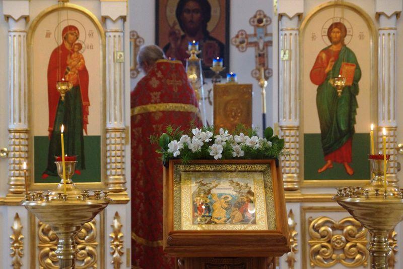 Воскресная служба 26 апреля, Антипасха.