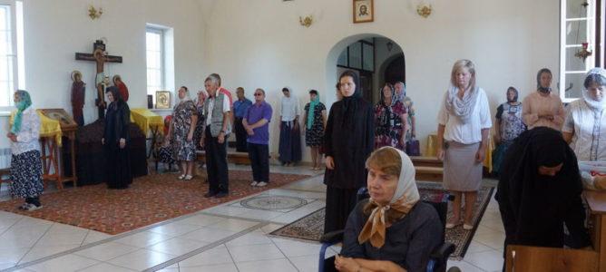 Воскресная служба 19 июля 2020 г.
