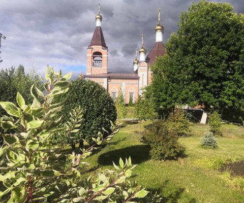 Будни нашего монастыря