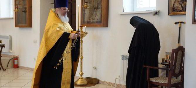 Память святых равноапостольного Кирилла, учителя Словенского и преподобного Авксентия